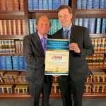 Dr. Charles L. Schuster Receives Prestigious Back Pain Treatment Award